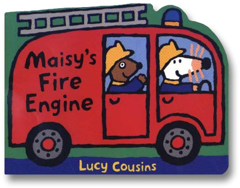9780763617806: Maisy's Fire Engine