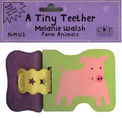 A Tiny Teether: Farm Animals (Tiny Teethers): Walsh, Melanie