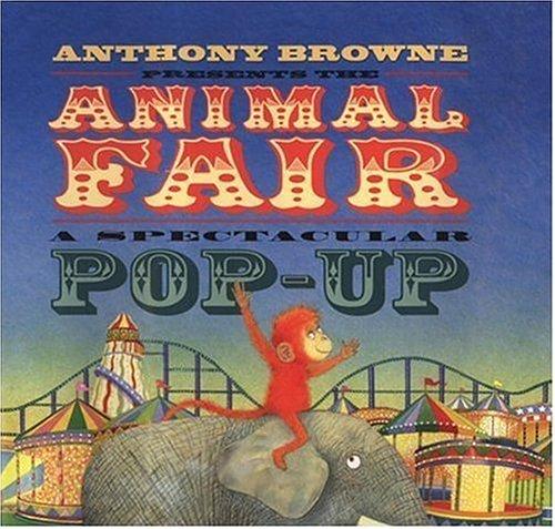 9780763618315: Animal Fair: A Spectacular Pop-Up
