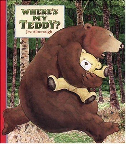 9780763618681: Where's My Teddy? (Eddy & the Bear)