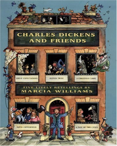 9780763619053: Charles Dickens and Friends