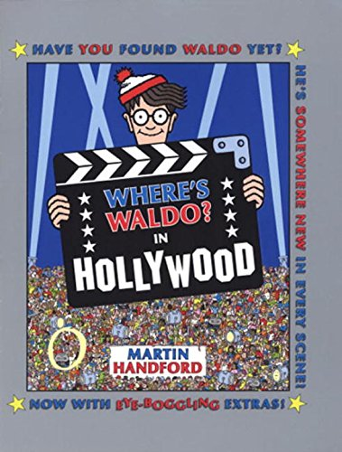 9780763619190: Where's Waldo? In Hollywood: Mini Edition