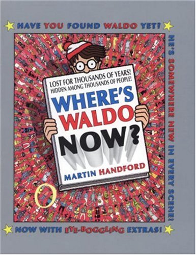 Where's Waldo Now?: Mini Edition (0763619213) by Handford, Martin