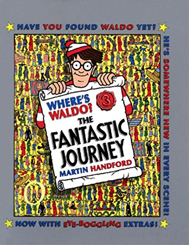 9780763619220: Where's Waldo? the Fantastic Journey
