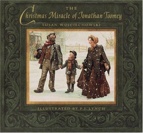 9780763619305: The Christmas Miracle of Jonathan Toomey