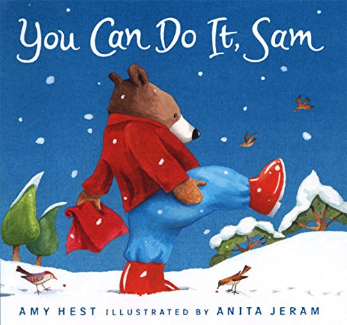 You Can Do It, Sam (0763619345) by Hest, Amy