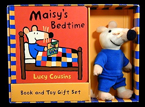 9780763619435: Maisy's Bedtime: Book and Toy Gift Set [With Toy]