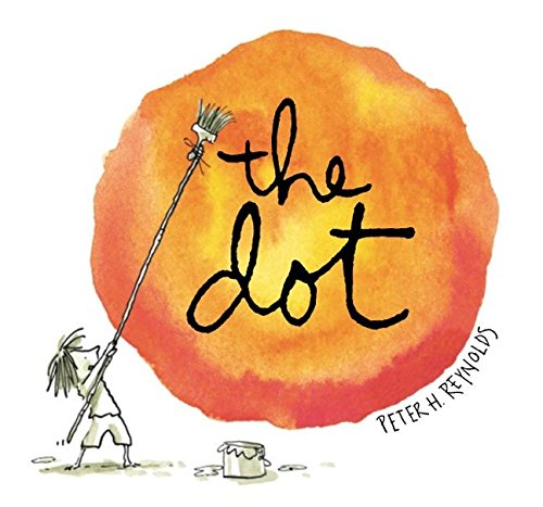 9780763619619: The Dot (Irma S and James H Black Honor for Excellence in Children's Literature (Awards))