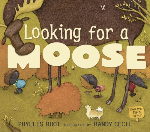 9780763620059: Looking for a Moose
