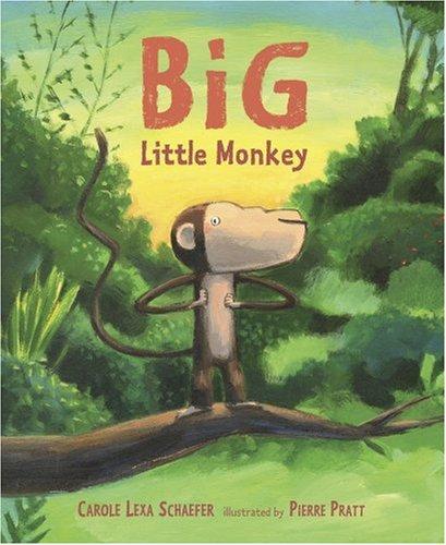 9780763620066: Big Little Monkey
