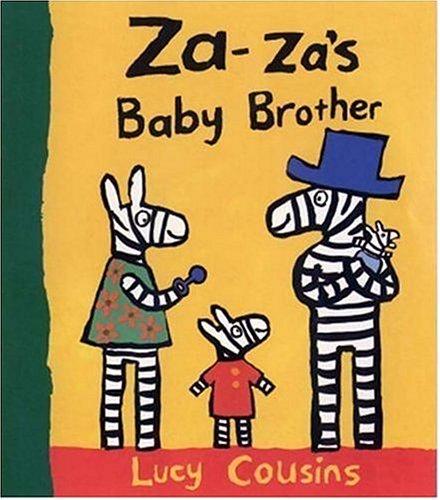 9780763620424: Za-za's Baby Brother