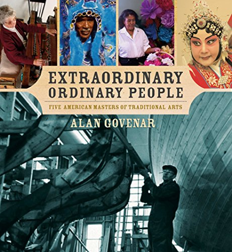 9780763620479: Extraordinary Ordinary People: Five American Masters of Traditional Arts