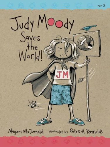 9780763620875: Judy Moody Saves the World! (Book #3)