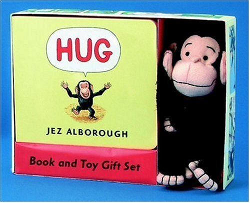 9780763621056: Hug: Book and Toy Gift Set