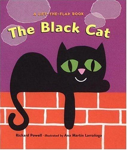 The Black Cat: A Lift-the-Flap Book: Richard Powell