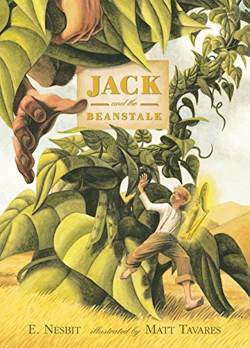 Jack and the Beanstalk: Nesbit, E.