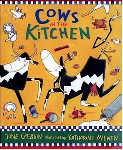 9780763621292: Cows in the Kitchen