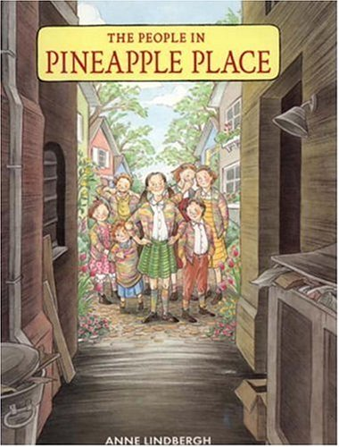 9780763621315: The People in Pineapple Place