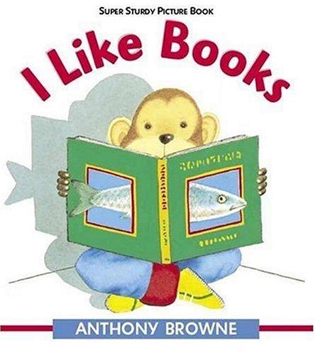 9780763621629: I Like Books: Super Sturdy Picture Books