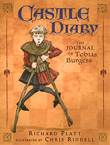 9780763621643: Castle Diary: The Journal of Tobias Burgess (Historical Diaries)