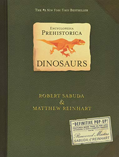 9780763622282: Encyclopedia Prehistorica Dinosaurs : The Definitive Pop-Up