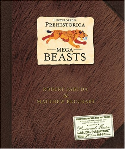 9780763622305: Encyclopedia Prehistorica Mega-Beasts Pop-Up