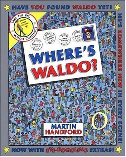 9780763622374: Where's Waldo? Supersize (Big Books)