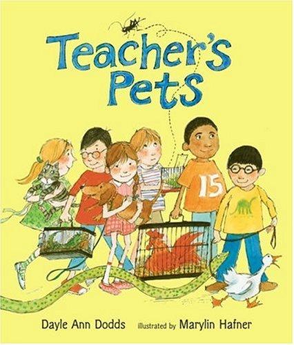 9780763622527: Teacher's Pets