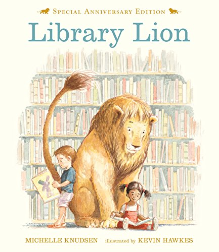 Library Lion: Michelle Knudsen