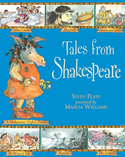 Tales from Shakespeare (Paperback)