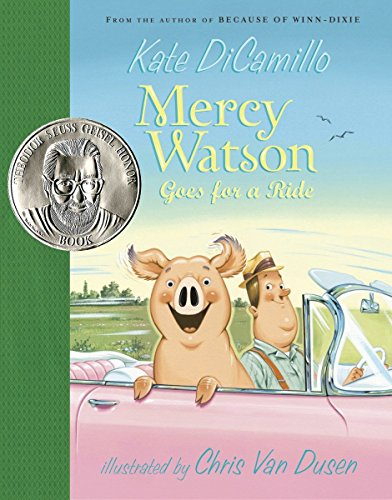 9780763623326: Mercy Watson Goes for a Ride