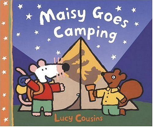 9780763623692: Maisy Goes Camping: A Maisy First Experience Book