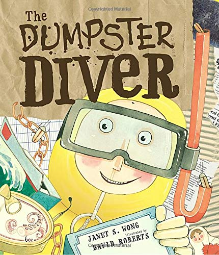 9780763623807: The Dumpster Diver