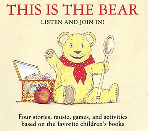 This is the Bear - Audio CD