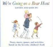 9780763624293: We're Going on a Bear Hunt CD