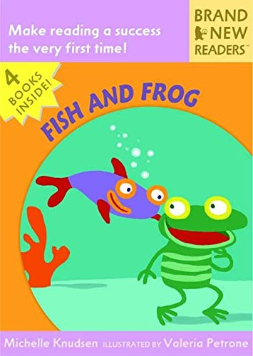 9780763624576: Fish and Frog: Brand New Readers