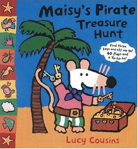 9780763624699: Maisy's Pirate Treasure Hunt