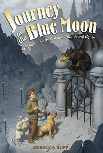 Journey to the Blue Moon: In Which: Rebecca Rupp
