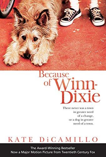 9780763625580: Because of Winn-Dixie (Movie Tie-In)
