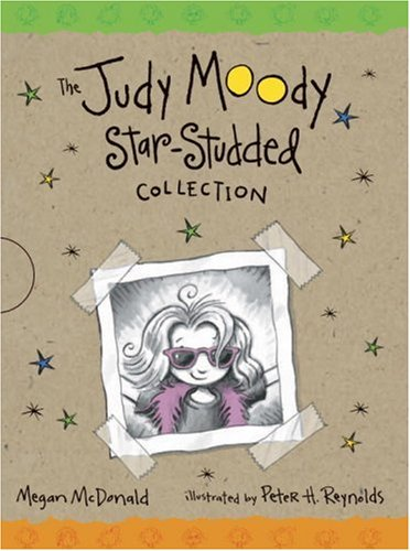 9780763625634: The Judy Moody Star-Studded Collection: Books 1-3