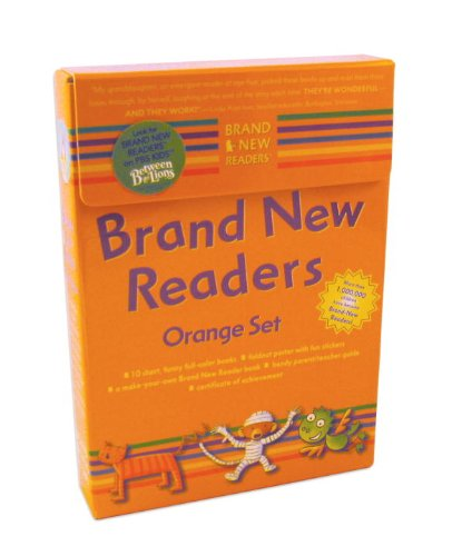 9780763625986: Brand New Readers: Orange Set (Cat and Mouse, Pizza, Dinah's Dream, Dinah Likes to Eat, Kazam's Birds, Kazam's Coins, Where Is Tabby Cat?, Cat Bath, Monkey the Mummy, and Monkey Flies Away)
