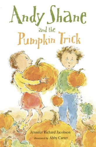 9780763626051: Andy Shane and the Pumpkin Trick