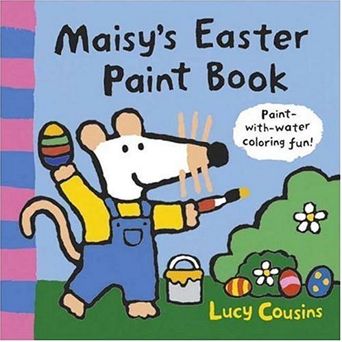 9780763626228: Maisy's Easter Paint Book