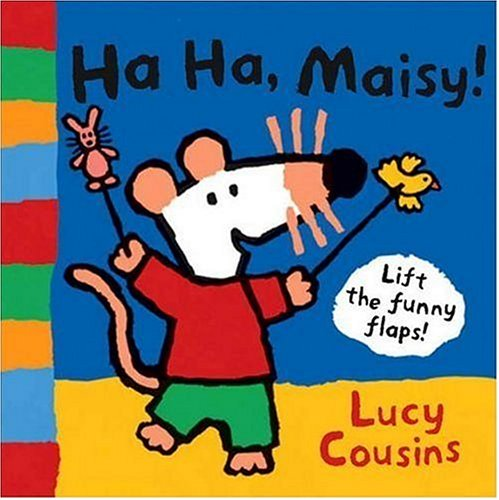 9780763626334: Ha Ha, Maisy!: A Lift-the-Flap Book