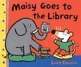 9780763626693: Maisy Goes to the Library