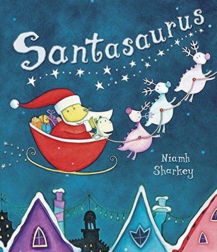 9780763626716: Santasaurus
