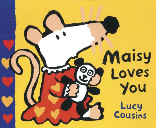 Maisy Loves You Small Board Book: Cousins, Lucy