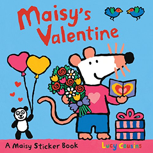 9780763627133: Maisy's Valentine Sticker Book