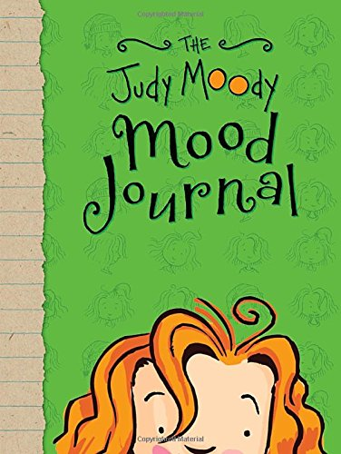 9780763627362: The Judy Moody Mood Journal