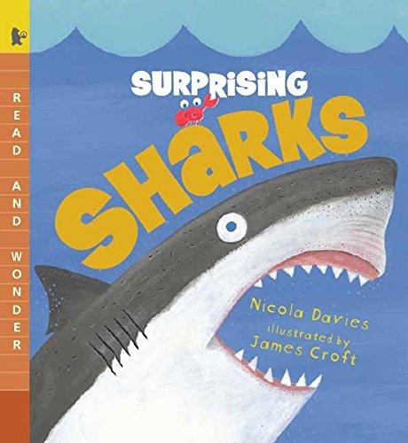 9780763627423: Surprising Sharks: Read and Wonder